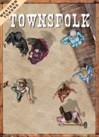 Western Tokens, Townsfolk