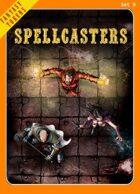 Fantasy Tokens Set 9: Spellcasters