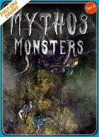 Pulp Era Tokens Set 6 Mythos Monsters