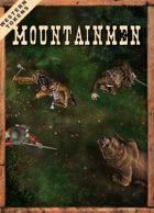 Western Tokens, Mountainmen