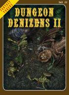 Fantasy Tokens Set 22: Dungeon Denizens 2
