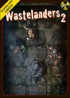 Wasteland Tokens Set 4, Wastelanders 2