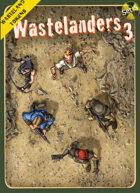 Wasteland Tokens Set 5, Wastelanders 3
