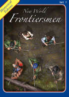 Historical Tokens Set 7, New World Frontiersmen