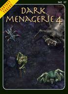 Fantasy Tokens Set 37: Dark Menagerie 4