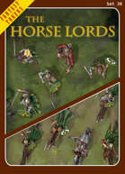 Fantasy Tokens Set 38: The Horse Lords