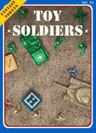 Fantasy Tokens Set 41: Toy Soldiers
