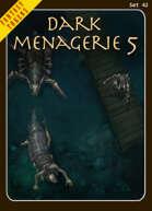 Fantasy Tokens Set 42: Dark Menagerie 5