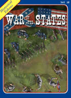Historical Tokens Set 10, War of the States