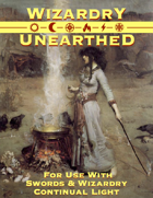 Wizardry Unearthed for Swords & Wizardry Continual Light