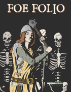 Foe Folio for Old School Essentials & Labyrinth Lord