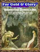 Monsters from Mystical Lands Volume 1 - Humanoids & Undead