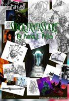 110 Pieces of Fantasy Stock Art