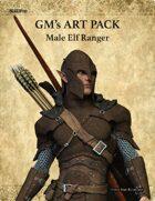 GMART101 Male Elf Ranger