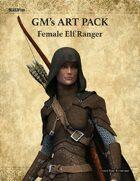 GMART102 Female Elf Ranger