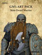 GMART103 Male Dwarf Warrior