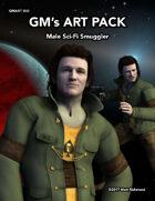 GMART003 Male Sci-Fi Smuggler