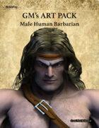 GMART105 Male Human Barbarian