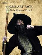 GMART107 Male Human Wizard