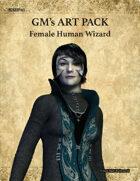 GMART108 Female Human Wizard