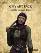 GMART162 Female Human Thief