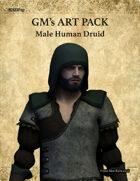 GMART177 Male Human Druid