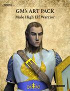 GMART189 Male High Elf Warrior