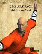 GMART211 Male Human Monk