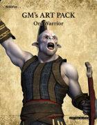 GMART910 Orc Warrior