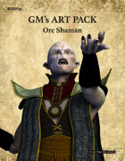 GMART951 Orc Shaman