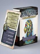 Dungeon Discoveries - Curious Treasure Random Deck