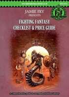 Fighting Fantasy Collector Checklist and Price Guide 2021
