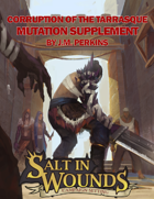 The Corruption of the Tarrasque: Mutation Supplement