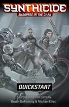 Synthicide: Sharpers in the Dark (Quickstart)