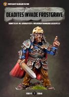 The Golden D6 #5 – Frostgrave Deadite Warband
