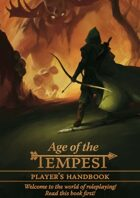 Age of the Tempest - Sword of the High King: Player's Handbook