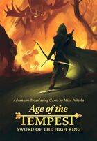 Age of the Tempest - Sword of the High King FULL SET