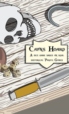 A Pirate Dice Game: Capns Hoard