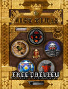 FREE 80-PAGE PREVIEW - The Lost Tomes