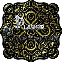 Player Paraphernalia
