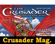Crusader Journal