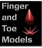 Finger and Toe Models