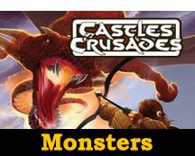 Castles & Crusades Monsters
