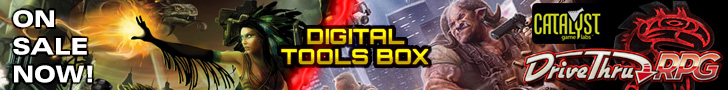 Shadowrun Digital Tools