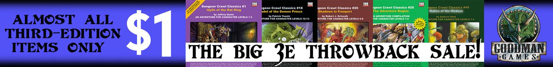 DCC3e Sale Banner