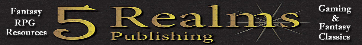5Realms Publishing Logo
