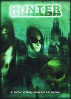 Hunter: Deadly Prey Rulebook