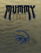 Mummy the Curse-Kickstarter Edition