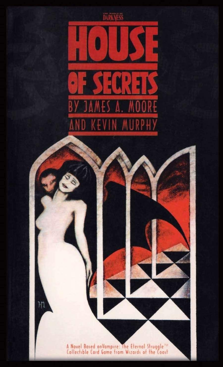 house of secrets white wolf vampire the eternal