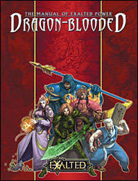 Manual of Exalted Power: Dragon-Blooded - White Wolf